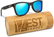9113fa2a270 Bamboo Wood Sunglasses - One of a kind Polarized handmade frames ...