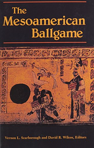 Mesoamerican Ball Game - The Mesoamerican Ballgame