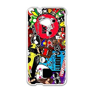 Cartoon Hot Seller Stylish High Quality Hard Case For HTC M7