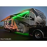 Boogey Lights KRV-VS-MC-BK-AWNING-S Hi-Intensity LED Awning Light