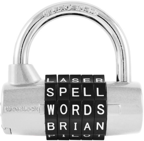 wordlock-pl-003-sl-5-dial-combination-padlock-silver