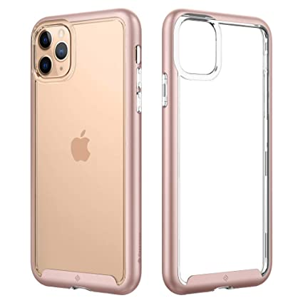 Caseology Skyfall for Apple iPhone 11 Pro Case (2019) , Rose Gold