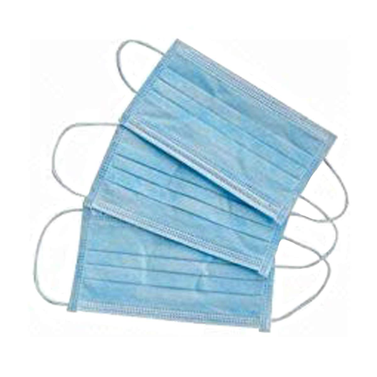 Ply Traders K Size free B Face Non-woven Surgical Three Mask