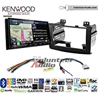 Volunteer Audio Kenwood Excelon DNX994S Double Din Radio Install Kit with GPS Navigation Apple CarPlay Android Auto Fits 2008-2010 Nissan Rogue