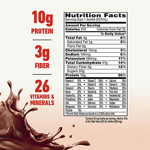 Boost Original Complete Nutritional Drink Vanilla Delight: Boost Original Complete Nutritional Drink, Rich Chocolate