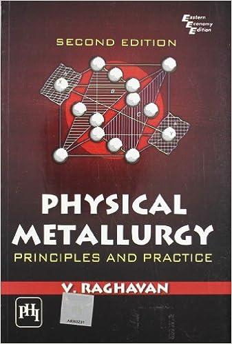 Metallurgical Engineering Books Pdf