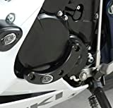 R&G(アールアンドジー) エンジンケーススライダー ブラック GSX-R600(L1-L2) GSX-R750(L1-L2) RG-ECS0069BK