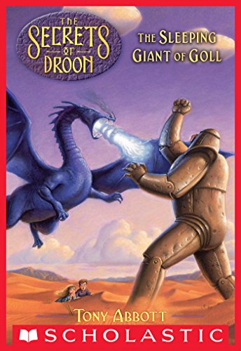 Amazon the secrets of droon 6 the sleeping giant of goll the secrets of droon 6 the sleeping giant of goll by abbott fandeluxe Choice Image