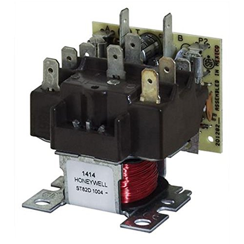 Time Delay Relay W/Dpdt Switching, 24V ()