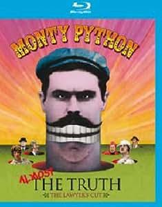 Monty Python: Almost the Truth - The Lawyer's Cut [Reino Unido] [Blu-ray] [Reino Unido]