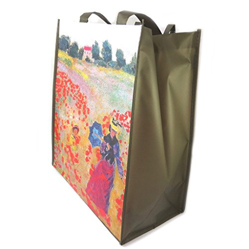 La Mejor Venta Venta En Línea Barato 2018 Nueva Shopping bag Claude Monetpapaveri - 40x35x15 cm. Sitio Oficial De Descuento Venta Directa De Fábrica De Descuento Amazon Venta Barata YQ1elXkV