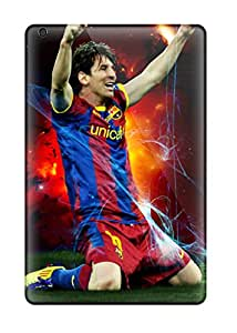 New Arrival Cover Case With Nice Design For Ipad Mini/mini 2- Lionel Messi Charity