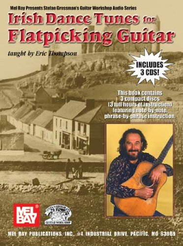 - Mel Bay Irish Dance Tunes for Flatpicking Guitar