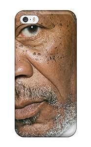 Excellent Design Morgan Freeman Case Cover For Iphone 5/5s