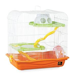 Prevue Pet Products SP2004OR Hamster Haven, Medium, Orange