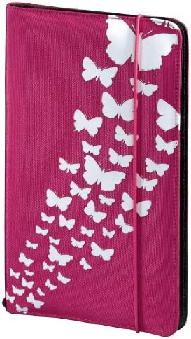 Hama Cd Tasche Up To Fashion Pink Computer Zubehör