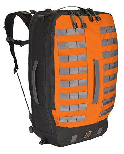 Velix Thrive 35 Convertible Travel Laptop backpack, Orang...
