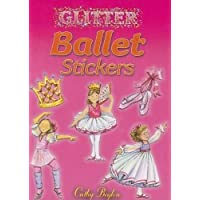 Glitter Ballet Stickers (Dover Little Activity Books Stickers)
