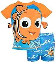 Disney Boys' Finding Nemo Two Piece Swim