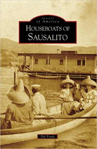 Houseboats Of Sausalito Images Of America California Phil - Houseboats vinyl numbers