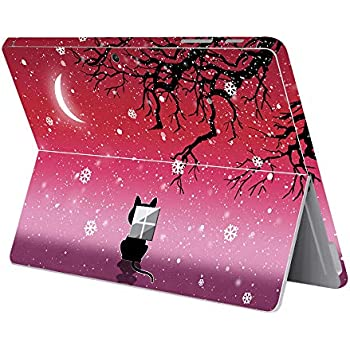 2018 igsticker Ultra Thin Protective Back /& Side Body Stickers Skins Universal Tablet Decal Cover for Microsoft Surface Go 004665