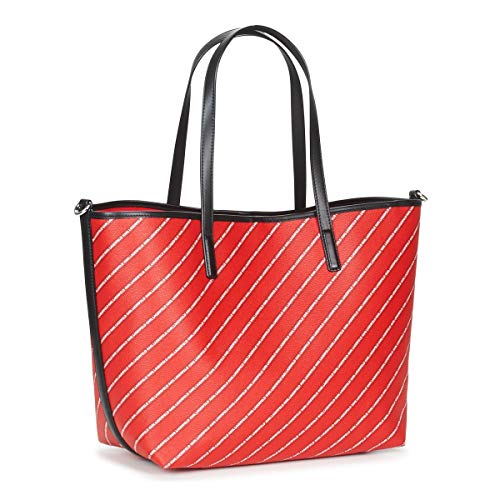 Lagerfeld Rot Borsa Karl Donna Tote Rosso xZYw1Fq6