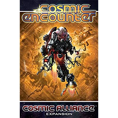 Cosmic Alliance: Fantasy Flight Publishing, Inc.: Toys & Games
