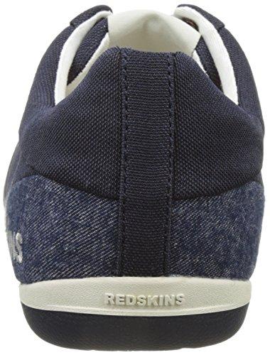 Redskins Helmi - Botas Hombre Bleu (Marine+Jean)