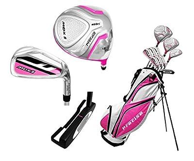 Ladies Complete Women's Golf Club Set (Ladies, Right Hand, Pink)