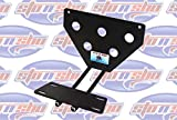 2016-2017 Jaguar XF Sport STO-N-SHO Removable Front License Plate Bracket