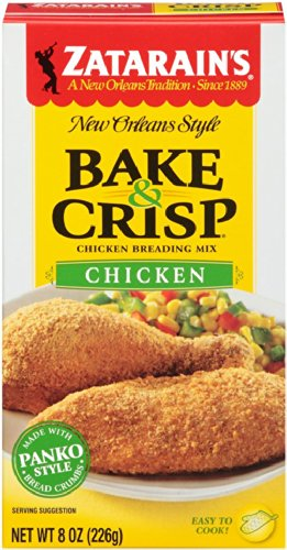Zatarain's Bake & Crisp Chicken, 8-ounces (Pack of12) by Zatarain's (Image #1)