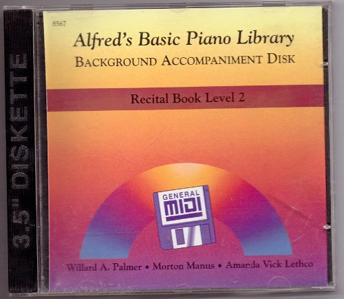 (Alfred's Basic Piano Library General MIDI - Hymn Level 2)