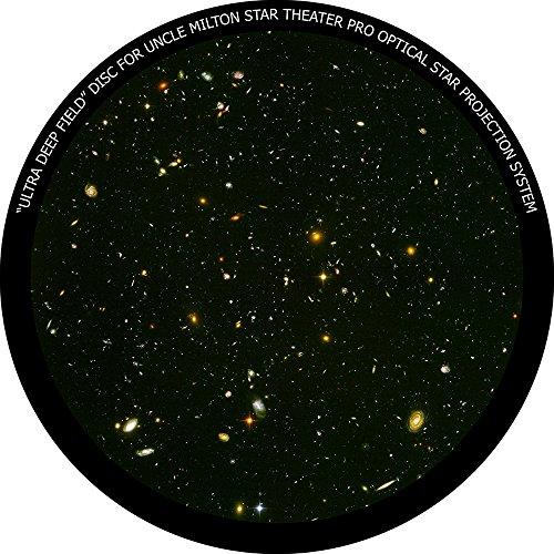 Ultra deep Field disc for Uncle Milton Star Theater Pro/Nashika NA-300 Home Planetarium