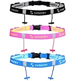 Synergy Running/Triathlon Race Day Belt Combo Pack