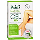 Nads Hair Removal Gel Kit 6 Ounce Gel (177ml) (6 Pack)