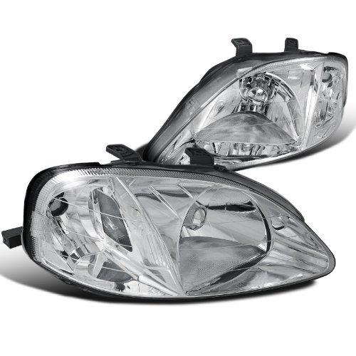 00 civic headlight assembly oem - 3