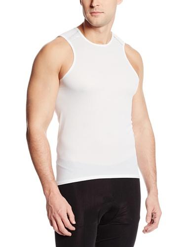 Pearl Izumi Herren Ärmelloses Unterhemd Transfer Lite Baselayer, White, L, P14121401508L