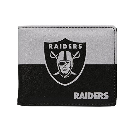 NFL Oakland Raiders Bi-fold Wallet