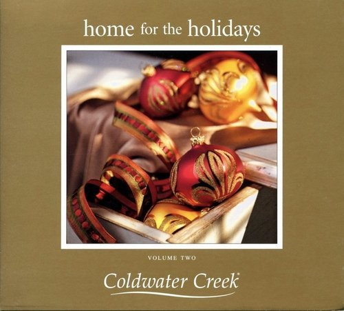 home-for-the-holidays-volume-two-coldwater-creek-holiday-audio-cd-brand-new-factory-sealed