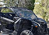Can-Am Maverick X3 Full Windshield (Clear Standard, NOT Scratch Resistant)