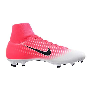 official photos 882d5 86bb5 ... cheap nike mens mercurial victory vi dynamic fit fg racer pink black  white soccer shoes f68a1