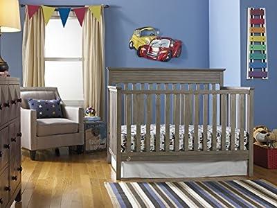 Fisher-Price Newbury Convertible Crib.