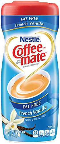 Coffee mate Vanilla Powdered 15 Ounce Packages