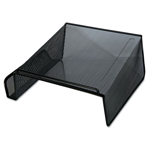 UNIVERSAL OFFICE PRODUCTS 20015 Mesh Desktop Telephone Stand, Black
