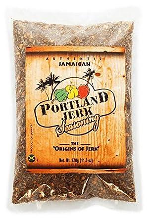Portland Jerk Seasoning 320g
