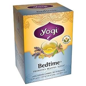 Yogi Bedtime Tea -- 16 Tea Bags
