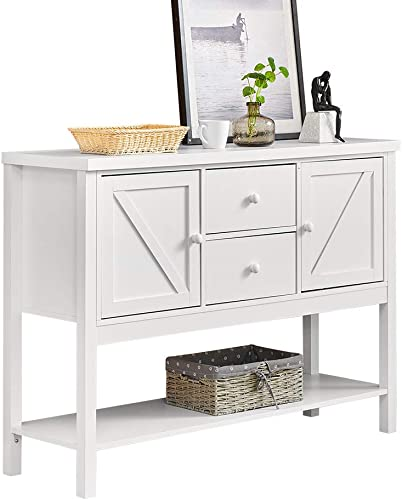 Cheap Modern Living Room Console Table White Door Designed living room table for sale