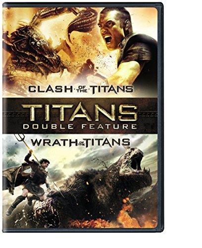 Titans Double Feature: Clash of the Titans / /Wrath of the Titans