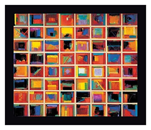 64 Abstract Paintings, Oversize by Gary Max Collins - 23