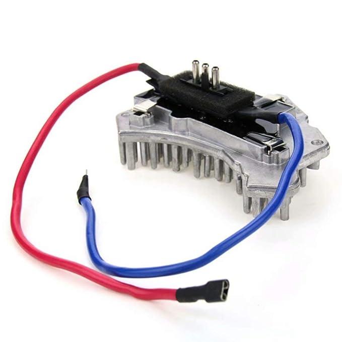 Amazon.com: Heater Blower Motor Regulator Resistor for Mercedes-Benz W208 W202 C230 SLK230 E200 CLK200 C180 OEM# 2108206210 9140010347 2028207310: ...